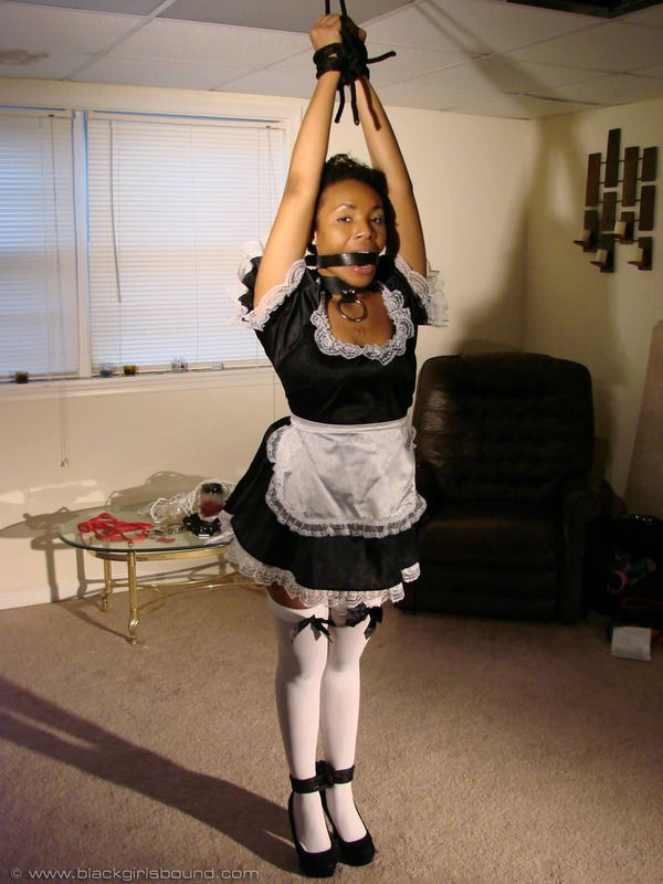Exactly would Sexy maid bondage agree