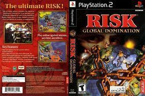 Protein reccomend Play station 2 risk global domination