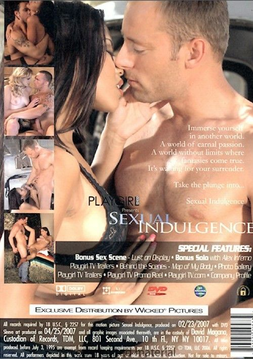 Deep indulgence adult dvd