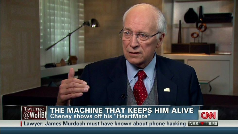 Are of speech text dick cheney seems excellent