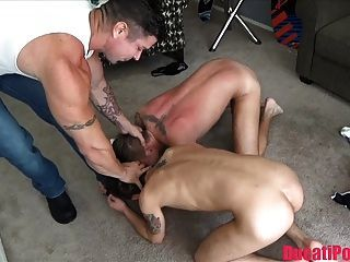 can mom deep throats sons cock like a pro how that