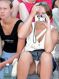 Hidden camera of nude wife