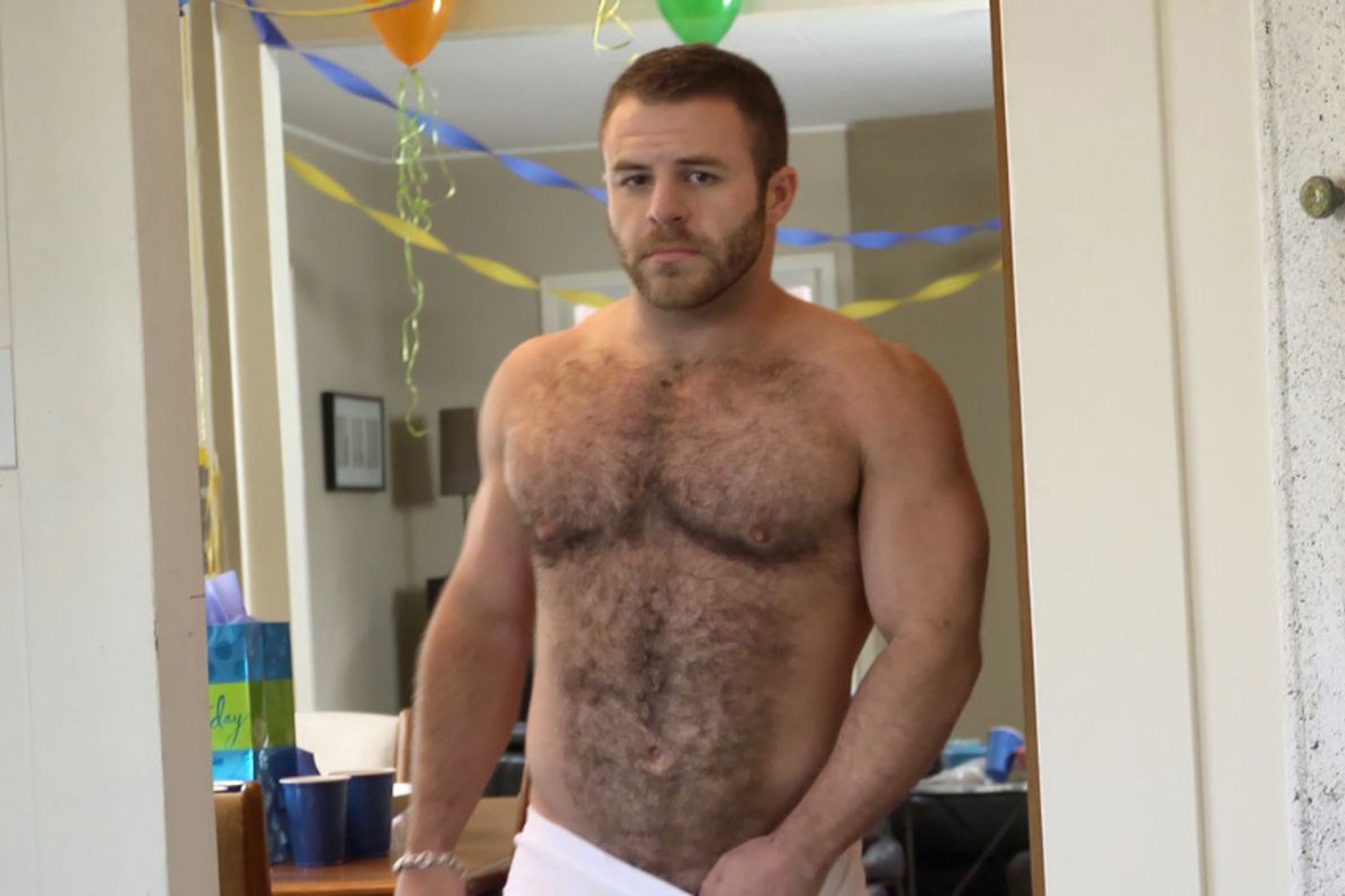 This Sex muscle bear men join