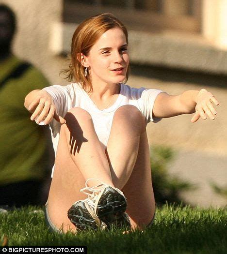 Emma thomas upskirt photo