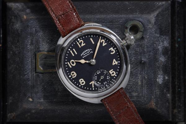 Ingersoll midget watch
