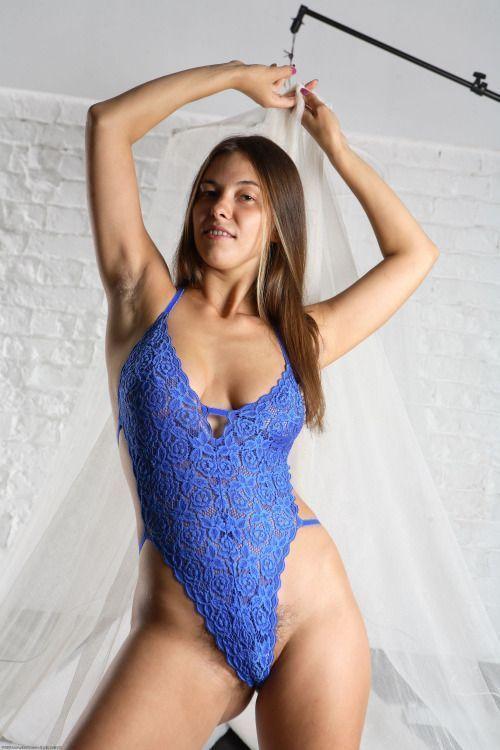 Hirsute women bikinis