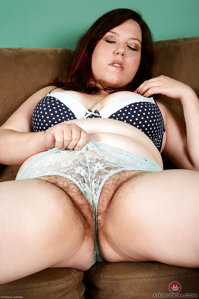 African naked fatty pussy with panties