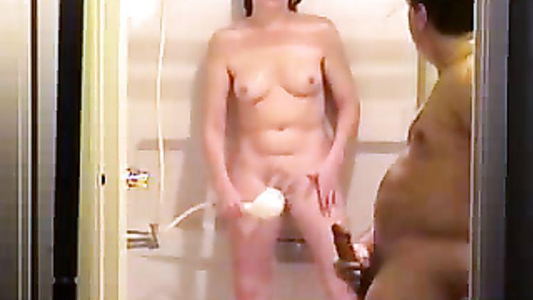 Secretly watched my wife masturbate