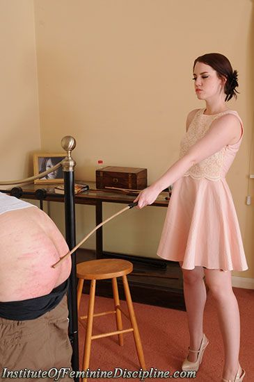 Leather reccomend Femdom spanking bloggs