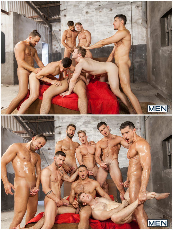 Group Sex Bang
