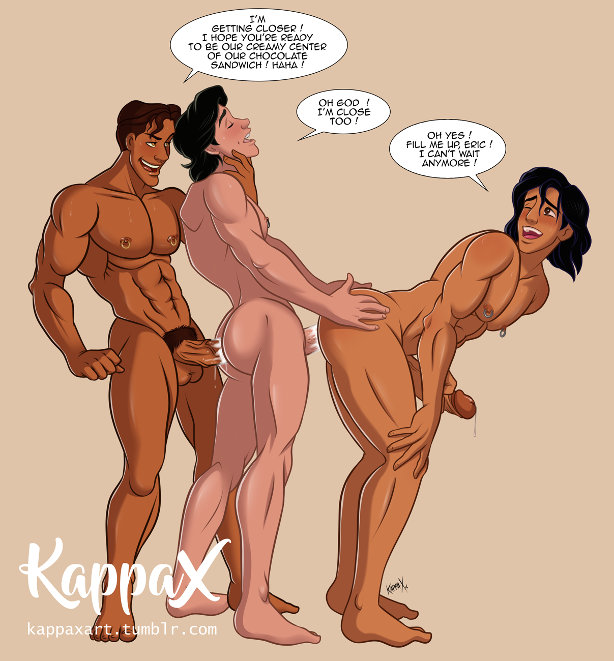 Tumblr gay porn cartoon