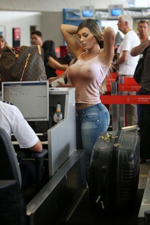 Girls airport strip search strip search