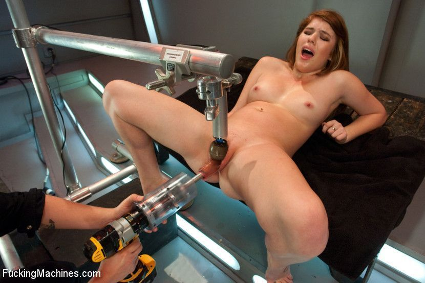 from Terrence fuck machines nude amateur
