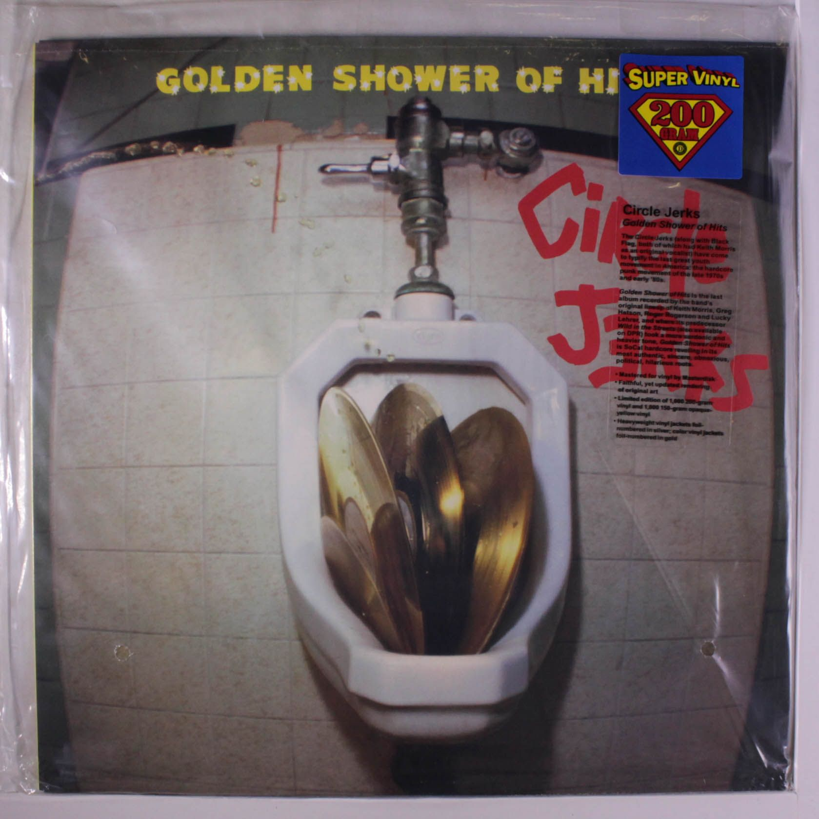 Maddux reccomend Golden shower stereo