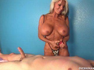 Mature handjob sex videos