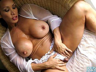 Horny mature big cock video