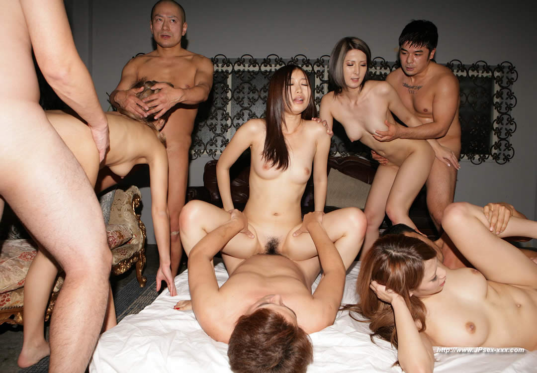 best of Orgy Japanese girl