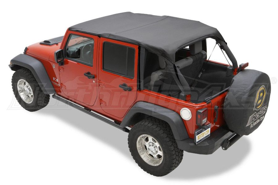Paris reccomend Jeep rubicon bikini tops