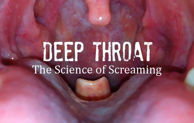 long neck deepthroat