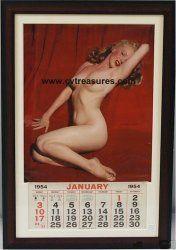 Marilyn monroe nude pussy
