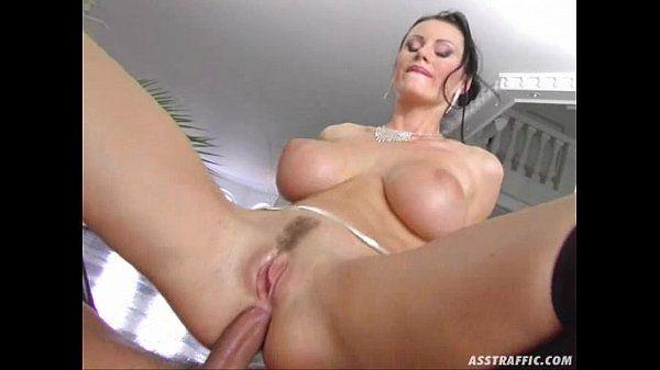 Ribbie reccomend Massive knockers anal