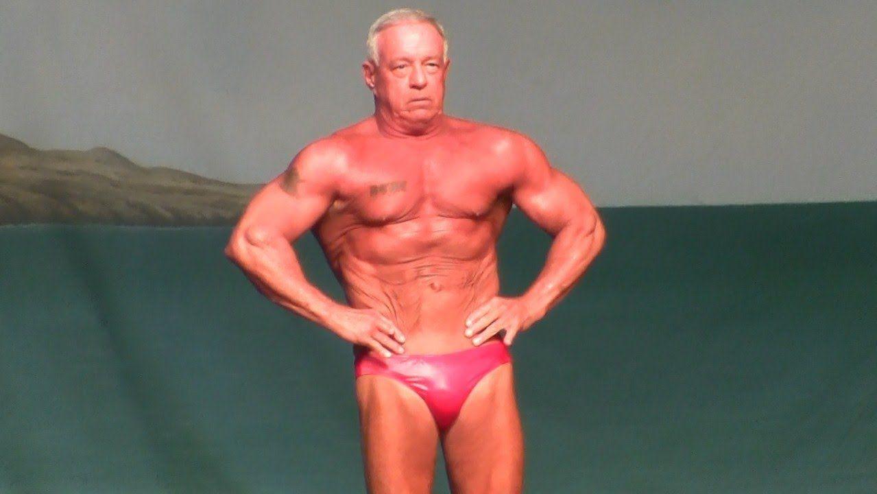 Rather mature bodybuilder men porn are
