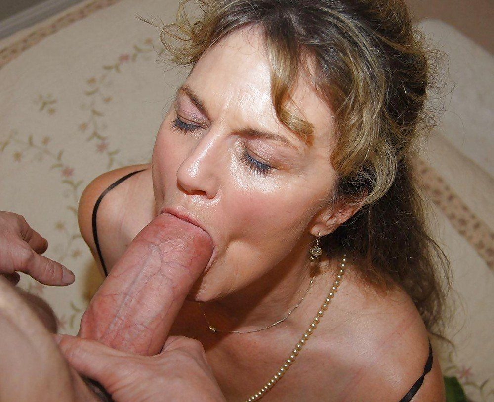 Mature cum sucking videos
