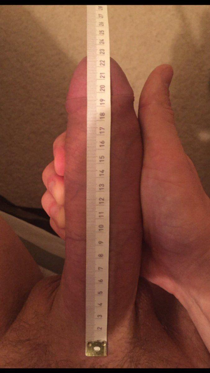 Hemingway reccomend Measureing my cock