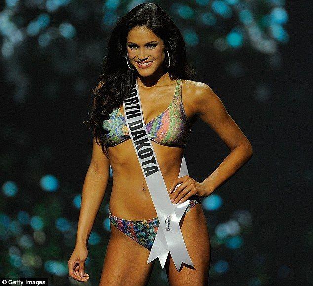 best of Bikini Miss indiana black in a
