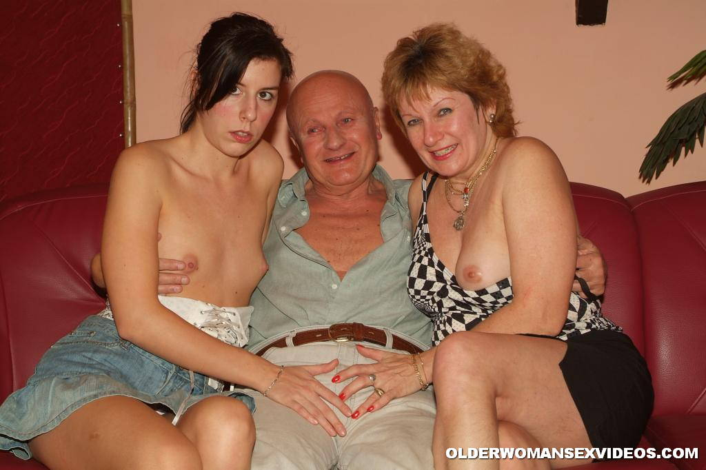 Mother daughter sex threesomes