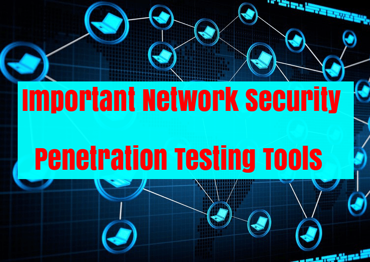 Testers network penetration properties leaves can