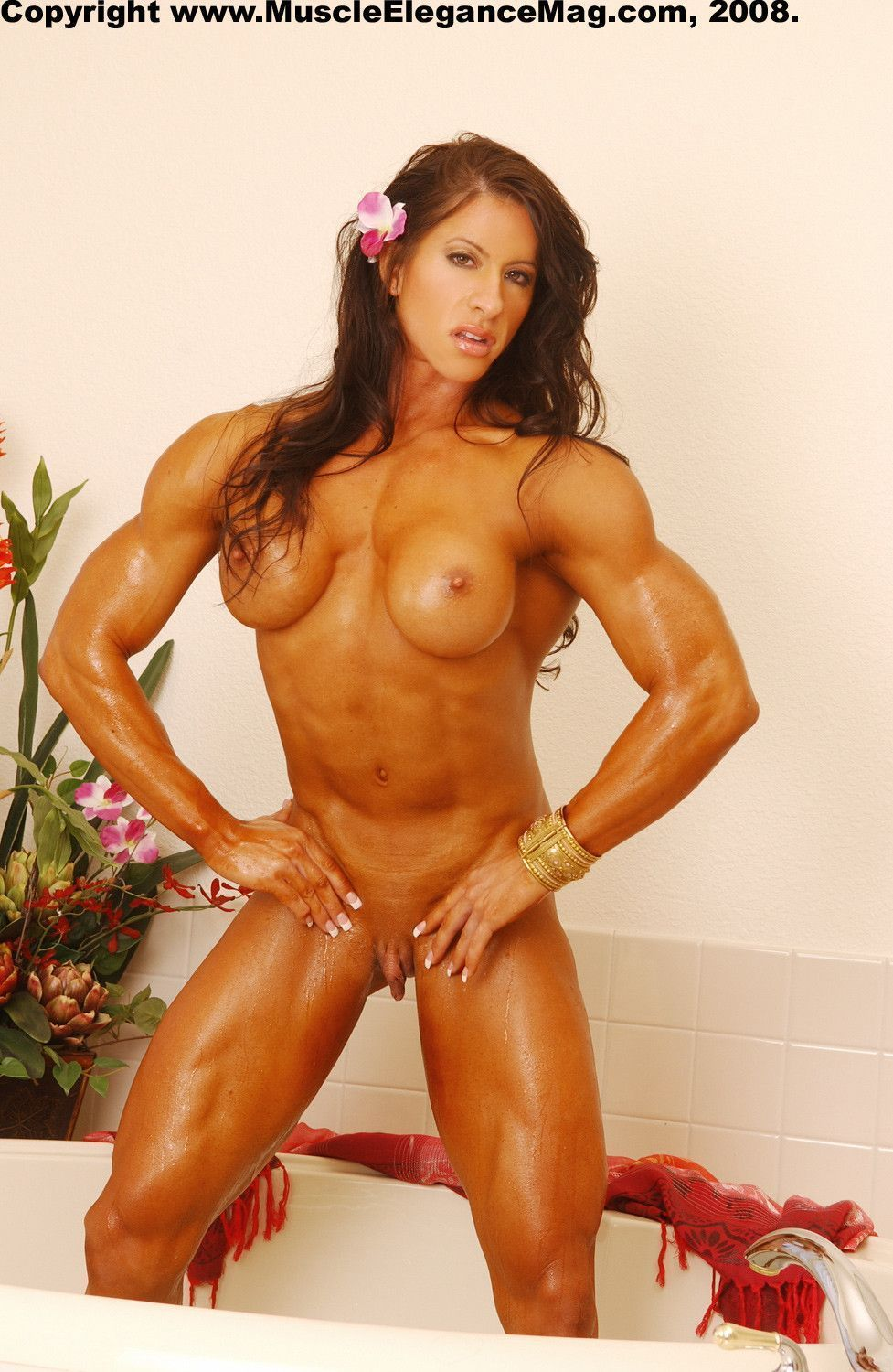Remarkable, this Bodybuilder girls nude galleries
