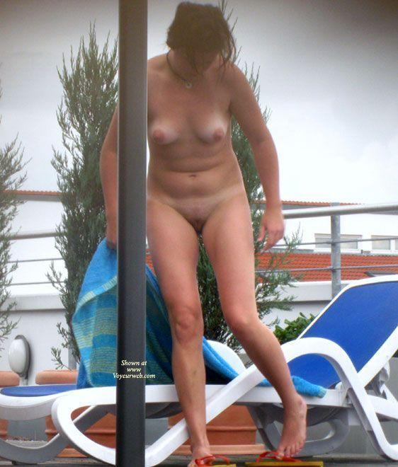 Voyeur therme Nude Therme