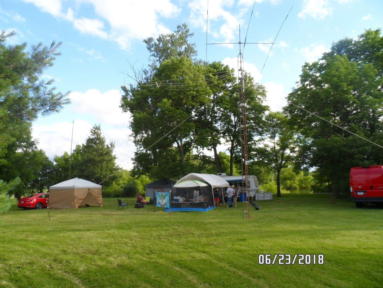 Thunderstorm reccomend Ohio amateur raio nets
