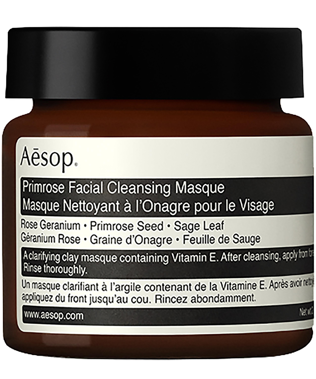 Primrose facial cleansing