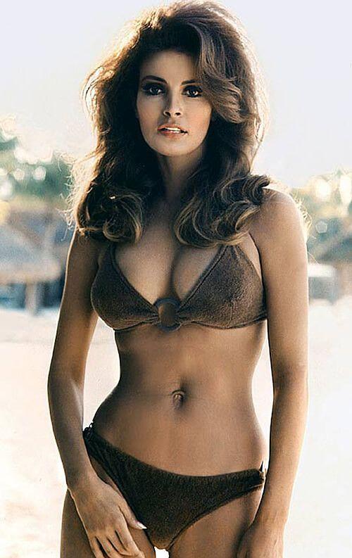 Rachel welch bikini