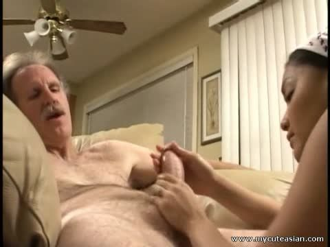 Outlaw reccomend Real orgasm with old man