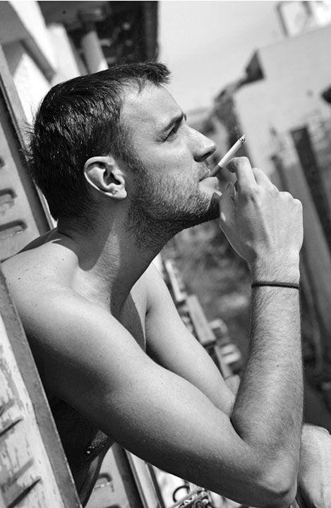 Smoking Julia James In Buff Babe