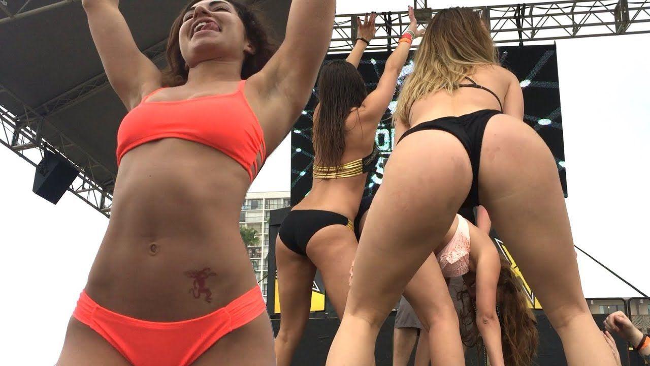 Spring break south padre bikini