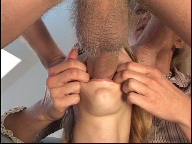 Cock make his her suck