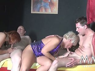The I. reccomend Swinger party clip