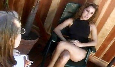 Hot babes tight ass