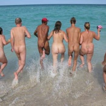 Family nudist texas