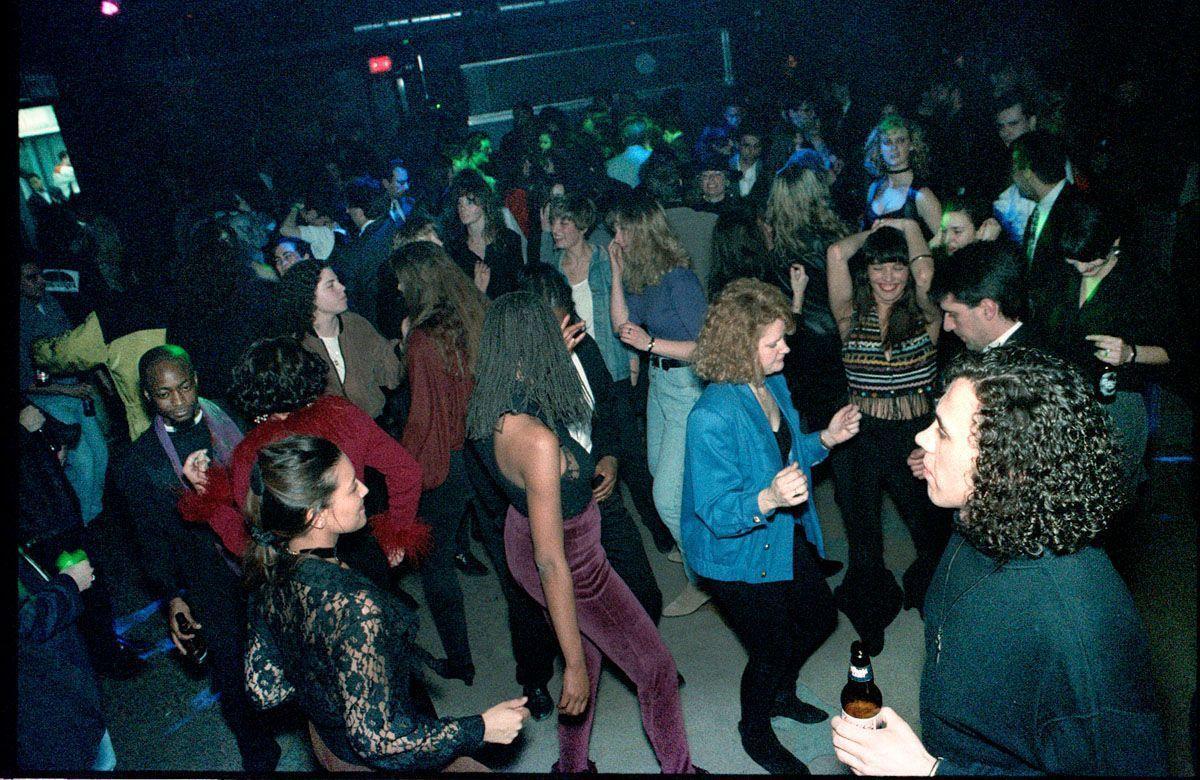 Toronto fetish club
