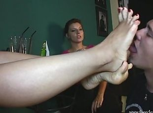 Barbera reccomend mature feet slave