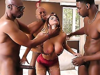 Think, that most torrid gangbang movie matchless