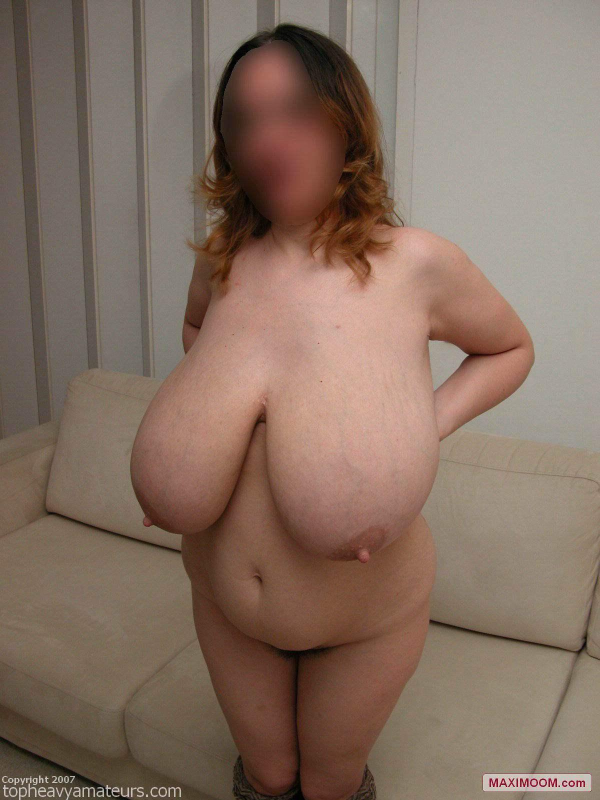 Chubby Big Hanging Tits Chubby Wife Big Tits