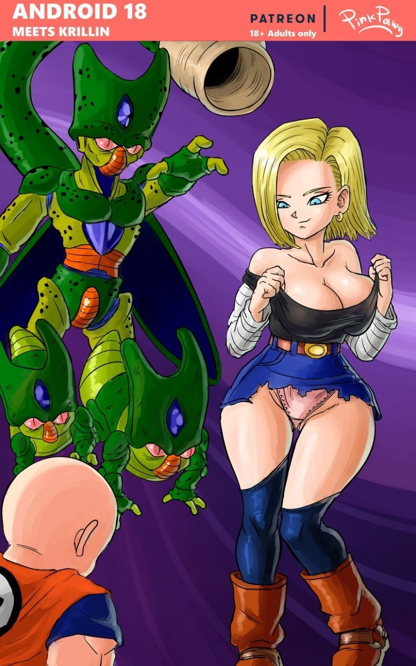 Dragonball z porn galleries
