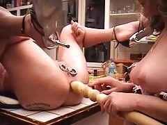 Turtle reccomend tattooed pierced anal