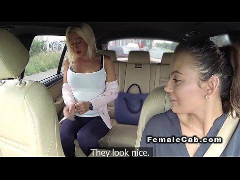 Trinity reccomend female fake taxi lesbian uk